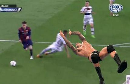 Meme Lucu Messi Vs Boateng Foorus